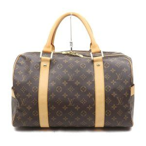 Louis Vuitton Carryall Weekend Bag Duffle Monogram